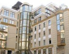 Земледельческий пер., 11, клубный жилой комплекс на Плющихе
