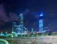 Москва-Сити, башня «Eurasia Tower» («Евразия»), апартаменты с 51 по 69 эт.