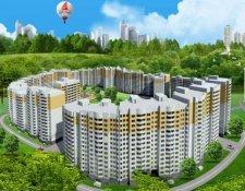 ЖК «Светлый город» жилой комплекс, 1-я очередь, г. Электроугли, мкр. Светлый