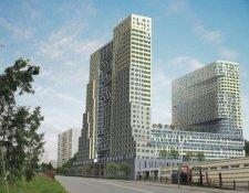 ЖК «Утесов» («Карамышевский бриз») жилой комплекс, Карамышевская наб., Проектируемый пр. 2062
