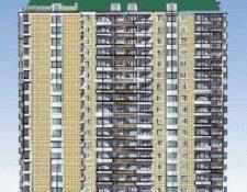 ЖК «Южный Парк» жилой комплекс, Подольск, Профсоюзная ул., 4, корп. 1