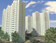 ЖК «Южный» жилой комплекс, Подольск, Электромонтажный пр-д, 5, 5А, 7, 9