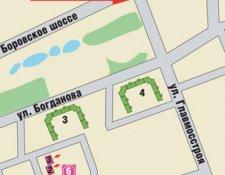 ЖК «Солнцевский проспект» жилой комплекс, Солнцево, мкр. 1, корп. 2, 3 (Солнцевский пр., вл. 6)