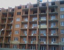 ЖК «Трио» жилой комплекс, г. Луховицы, ул. Тимирязева, 10, 12 (мкр. 2)