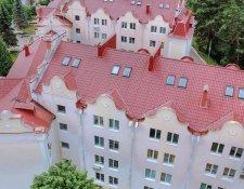 ЖК «Жемчужина» загородный жилой комплекс, Звенигород, Гигирево