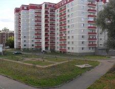 Жилой комплекс, Павловский Посад, ул. Герцена, 12