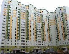 ЖК «Балашиха-Парк» жилой комплекс, Балашиха, мкр. 22, ул. Свердлова, 40, 46 (строит. адреса: корп. 6, корп. 7)