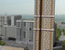 ЖК «Вилланж» жилой комплекс, пр. Маршала Жукова, вл. 43, корп. 5