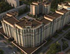 ЖК «Гранд-Парк» жилой комплекс, Сергиев Посад, ул. Дружбы