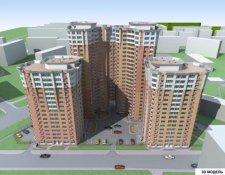 ЖК «Балтийский Квартет» жилой комплекс, б-р Яна Райниса, 31 (строит. адрес: пр-д Донелайтиса, вл. 39)