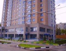 ЖК «Коктебель» жилой комплекс, Москва, Варшавское шоссе, 94
