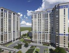 ЖК «Константа» жилой комплекс, Никитинская ул., 10 (строит. адрес: Измайлово, кв-л 30)