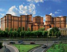 ЖК «Каскад» жилой комплекс, наб. Академика Туполева, Москва