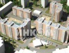ЖК «Времена года» жилой комплекс, Пущино, микрорайон Д, корп. А, Б, В