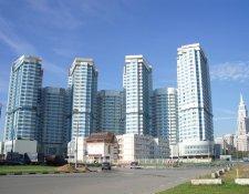 ЖК «Гранд-Парк» жилой комплекс, 3-я очередь, пр. Березовой Рощи, 12, «Дом-расческа»