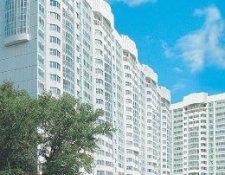 Жилой комплекс, Ярославское ш., 124 (строит. адрес: вл. 122-124)