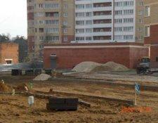 ЖК «Раменское-Парк» («Раменский парк») жилой комплекс, Раменское, ул. Чугунова, 13Б