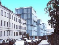 ЖК «Кристалл Хаус» (Crystal House) жилой комплекс, Коробейников пер., 1