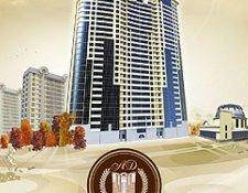 ЖК «Академдом» жилой комплекс, ул. Архитектора Власова, 8 (вл. 13-21)