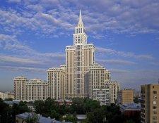 ЖК «Триумф-Палас» жилой комплекс, Чапаевский пер., 3