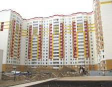 ЖК «Балашиха-парк» жилой комплекс, Балашиха, микрорайон 22, корп. 8, ул. Свердлова, 50