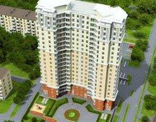 ЖК «Приоритет» жилой комплекс, Нагорный б-р, 19, корп. 1 (строит.адрес: вл. 39А)