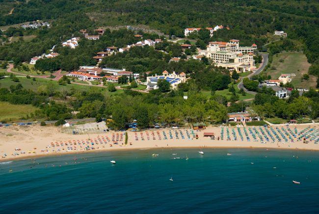 Современные курорты Болгарии