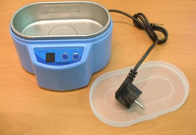 Как выбрать ультразвуковую ванну