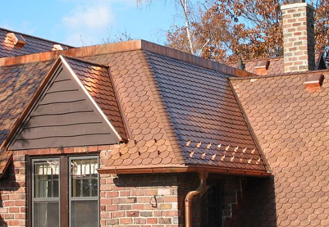CopperRoofScalesHome