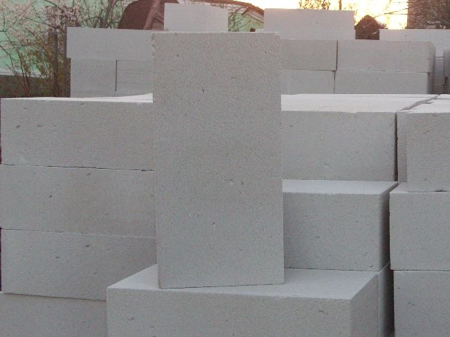 Газосиликатные-блоки