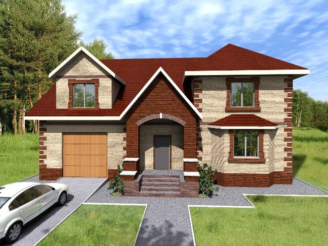 По сути, для этого материала нет ограничений по применению. Читайте подробнее про строительство домов из кирпича на smu199.ru