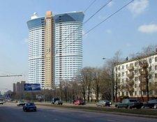 ЖК «Дирижабль» жилой комплекс, Профсоюзная ул., 64