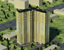 ЖК «Ваниль» жилой комплекс, Каширское ш., вл. 74