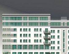 ЖК «Восточный Бизнес-класс» жилой комплекс, Восточная ул., 9