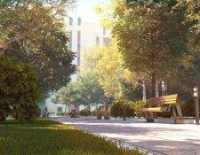 ЖК «Парк Мира» жилой комплекс, проспект Мира, 102