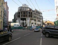 ЖК «Дом на Мясницкой (Meating House)» жилой комплекс, Мясницкая ул., 9-11