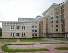 ЖК «Затишье» жилой комплекс, Электросталь, Спортивная ул., 49А