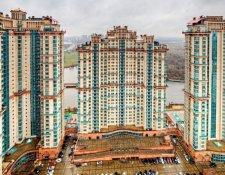 ЖК «Алые Паруса» жилой комплекс, Авиационная ул., 79