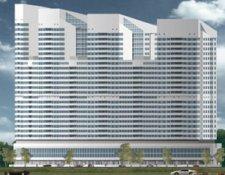 ЖК «Гранд-Парк» жилой комплекс, корп. 17 (ул. Гризодубовой, 2), «Дом-Ухо»