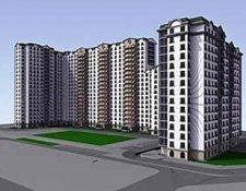 ЖК «Триумф» жилой комплекс, ул. Миклухо-Маклая, вл. 23