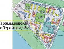 Жилой комплекс, Карамышевская наб., вл. 28