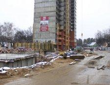 ЖК «Малахит» жилой комплекс, Малаховка, ул. Кирова