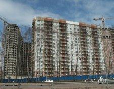 ЖК «Изумрудные Холмы» жилой комплекс, Красногорск, 1-я очередь
