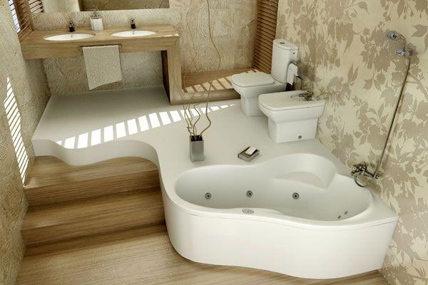 Ванная комната: максимум удобства